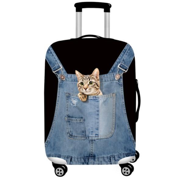 กระเป๋าเดินทางแบบหนาสำหรับกระเป๋าเดินทาง 18-21