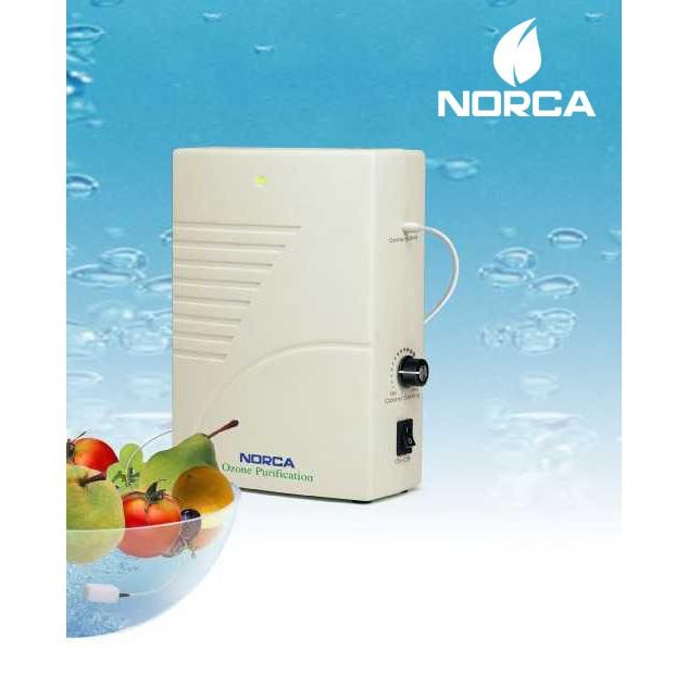 ทำน้ำโอโซน เครื่องผลิตน้ำโอโซน รุ่น NK-200 OZONE PURIFICATION เครื่องผลิตโอโซนเพื่อสุขภาพ NORCA