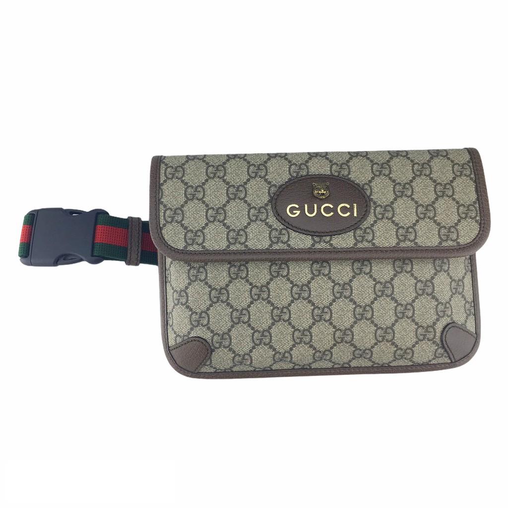 Gucci GG Supreme Belt Bag กระเป๋าสะพาย แบรนด์กุชชี่ ลายGG Supreme