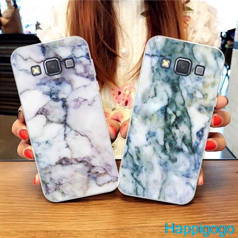 Happigogo-Samsung A3 A5 A6 A7 A8 A9 Star Pro Plus E5 E7 2016 2017 2018 TDLS Pattern-2 Soft Silicon TPU Case Cover