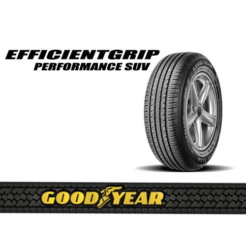 265/50R20 Goodyear Efficientgrip performance SUV ราคารวมติดตั้งยางใหม่ปี 2020 ผ่อน 0% 10 เดือน