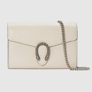Gucci / New / Dionysus series chain leather mini handbag / 20CM