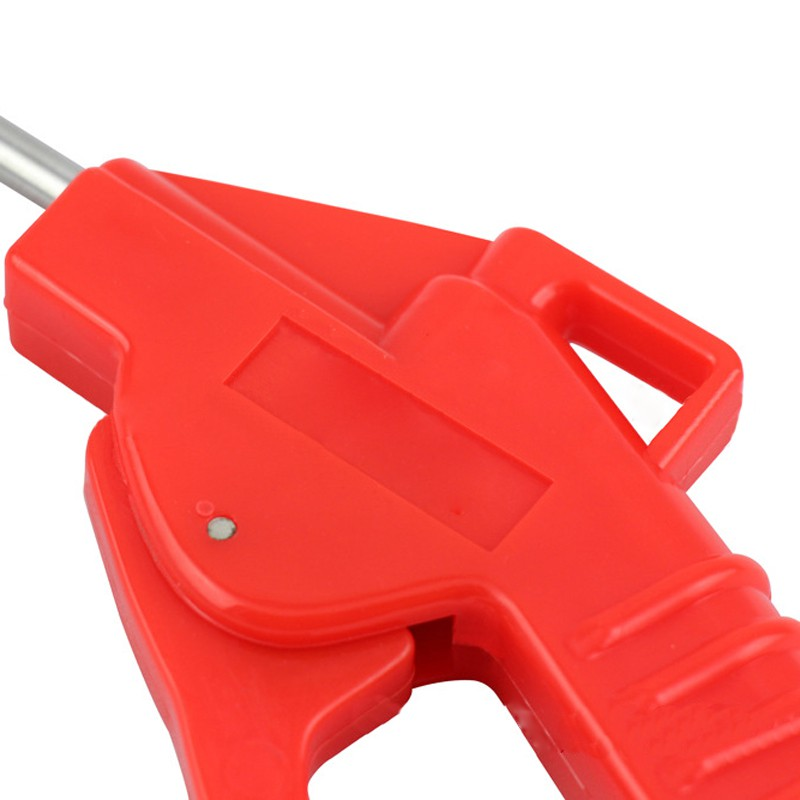 """4/"""" Angle Nozzle Air Blow Gun with 1//2/"""" Rubber Tip"""