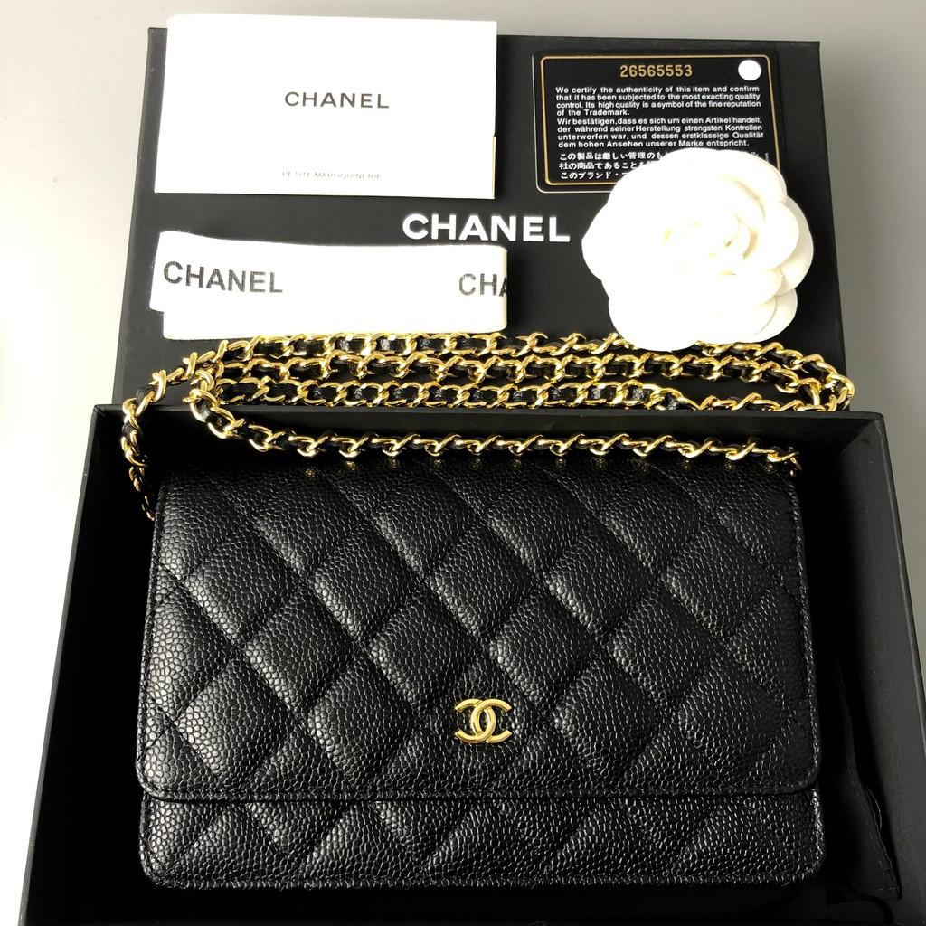 Chanel woc งาน ori 1:1 Size 19 cm