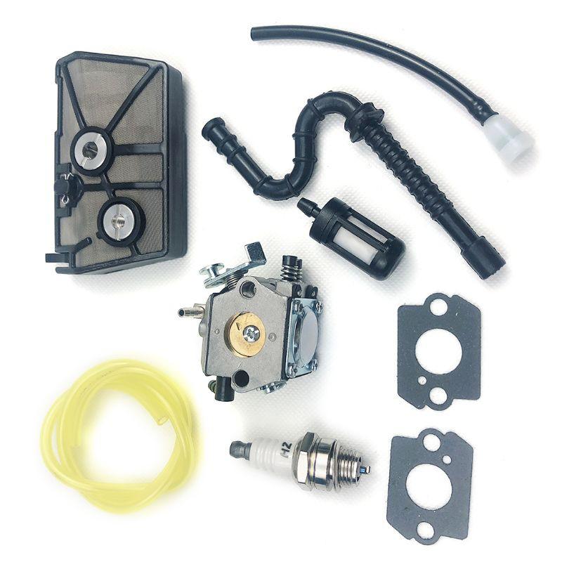 Aot .carburetor สําหรับ Stihl 028av Hu - 40 D Walbro Wt - 16 B ลูกโซ่