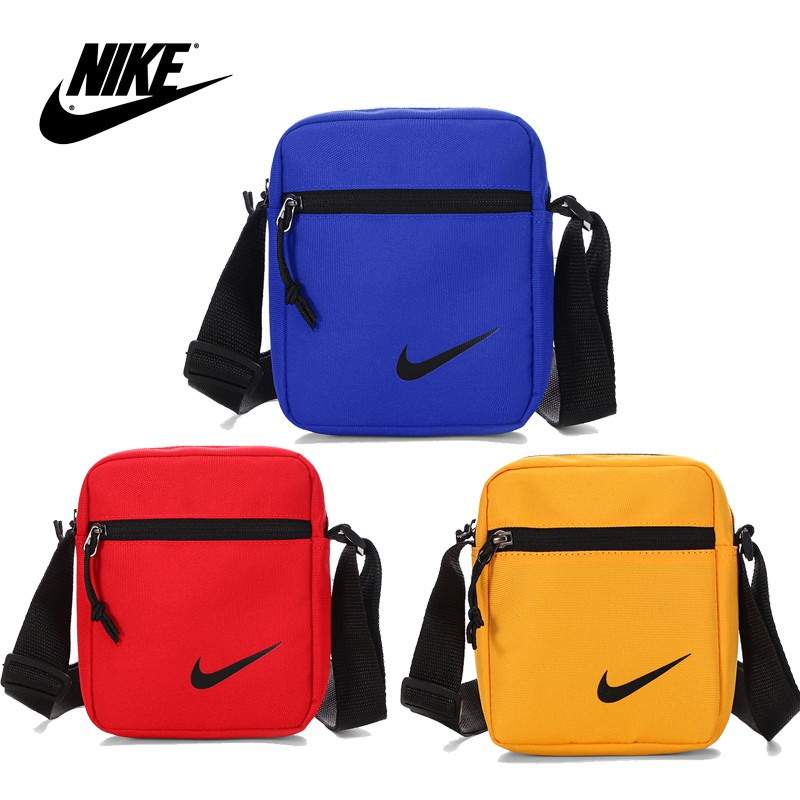 🚀พร้อมส่ง🚀Nike  กระเป๋าสะพาย  กีฬาผู้หญิง  กระเป๋าใบเล็ก  กระเป๋าคาดเอว  กระเป๋าถือ  กระเป๋าเดินทางผู้ชาย