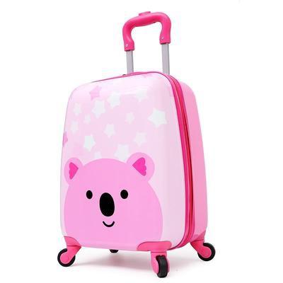 ◙❅♤กระเป๋าเดินทางล้อลากเด็ก 18 นิ้ว กระเป๋าเดินทางล้อลาก กระเป๋าเดินทางล้อลาก กระเป๋าเดินทางลายการ์ตูนเด็กผู้ชาย 19 นิ้ว