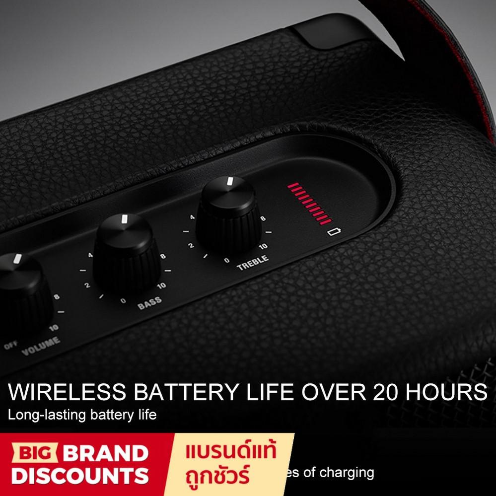 พร้อมส่ง Marshall Kilburn II Portable Bluetooth Speaker เครื่องนอก สินค้ารับประกัน 1 ปี 3727