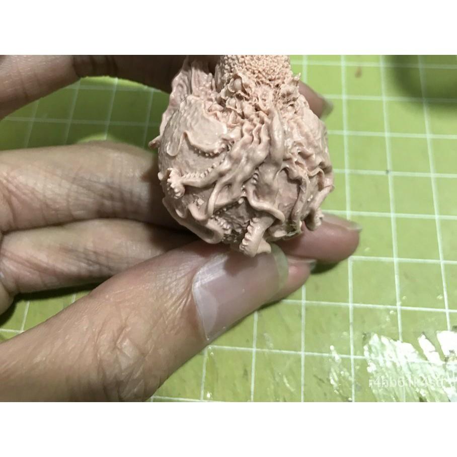 Resin Figure Kit SD Cthulhu Egg Garage Resin Model Kit#¥%¥# 7smG