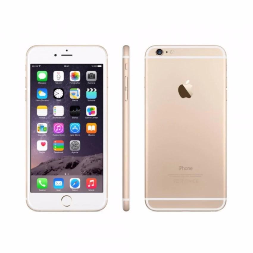 [ของแท้มือสอง]best sellerApple iPhone 6plus 16GB / 64GB / 128GB iPhone 7plus หน้าจอ LCD ต้นฉบับ 99% ใหม่มือสองของแท