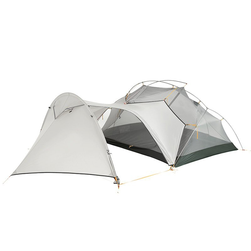 Naturehike Mongar 2 ersons Caming Tent 20D Nylon Fabric Double Layer Waterroof Outdoor Caming Tent  NH17T007M PlkH