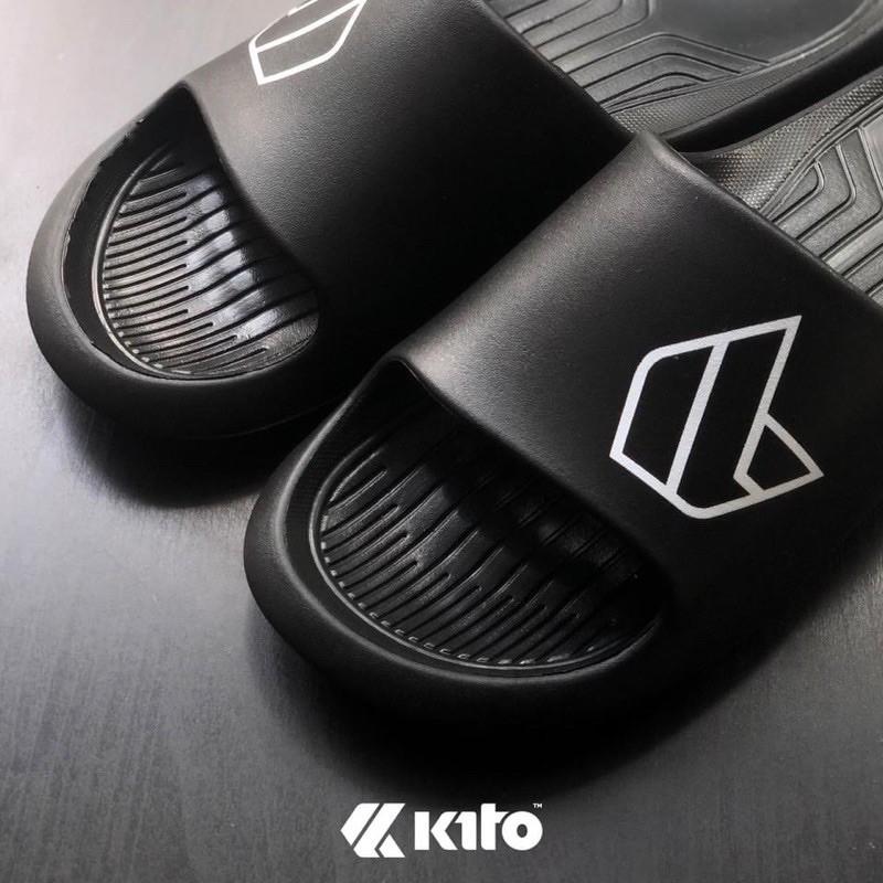 """ลดเพิ่ม50% """"MSSOS50"""" ? Kito AH84แท้?% รองเท้าแตะ Unisex 36-43 รองเท้าแตะชาย รองเท้าแตะกีโต้"""