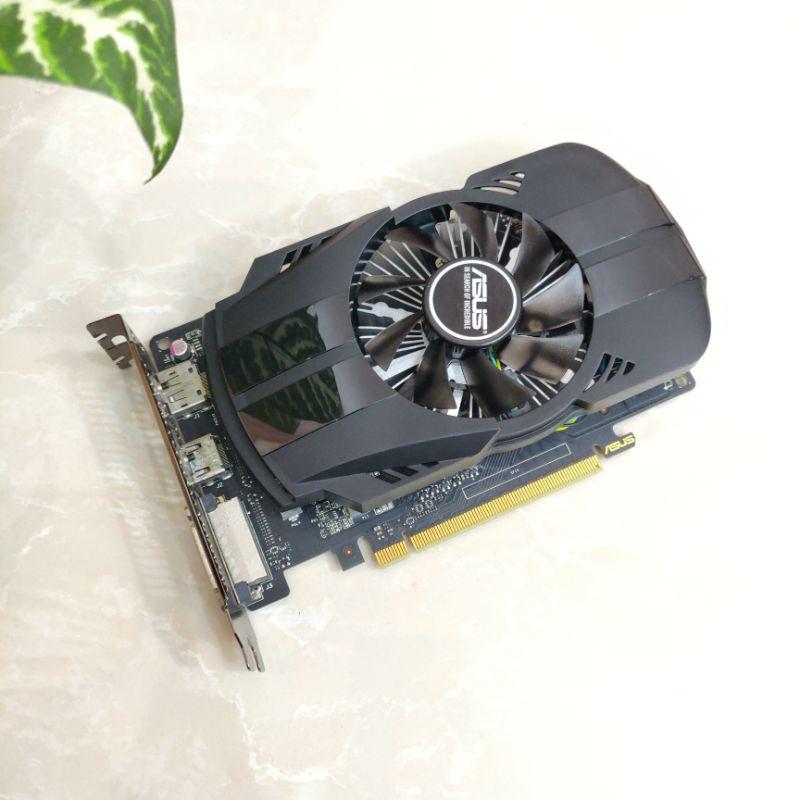 การ์ดจอ ASUS GTX 1050 Ti 4GB GDDR5 มือสองสภาพดี