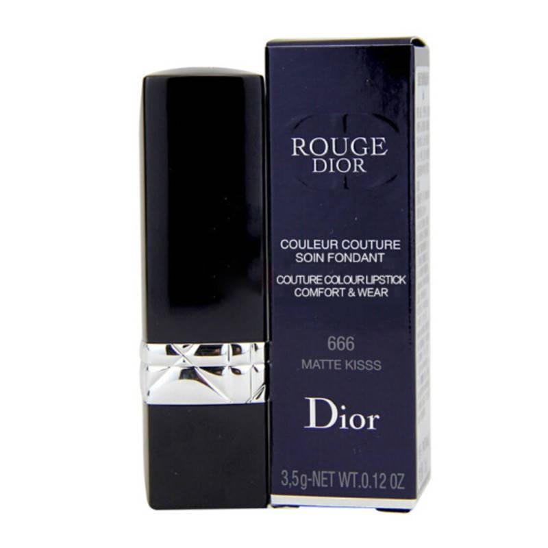 ลิปสติก Dior Dior Lipstick Flame Blue Gold Lipstick นำเข้าของแท้ 999 Moisturizing Red Moisturizing Lipstick 888 Matte