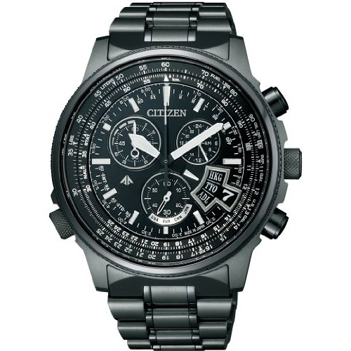 CITIZEN PROMASTER Promaster Eco-Drive Sky series direct flight BY0084-56E