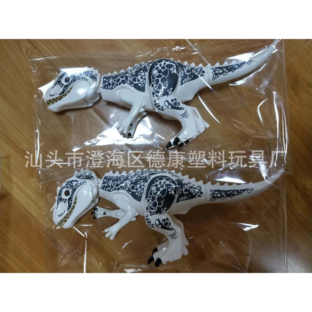 Dinosaur 20*20*17CM Jurassic World Blue Velociraptor PVC Statue New In Stock F