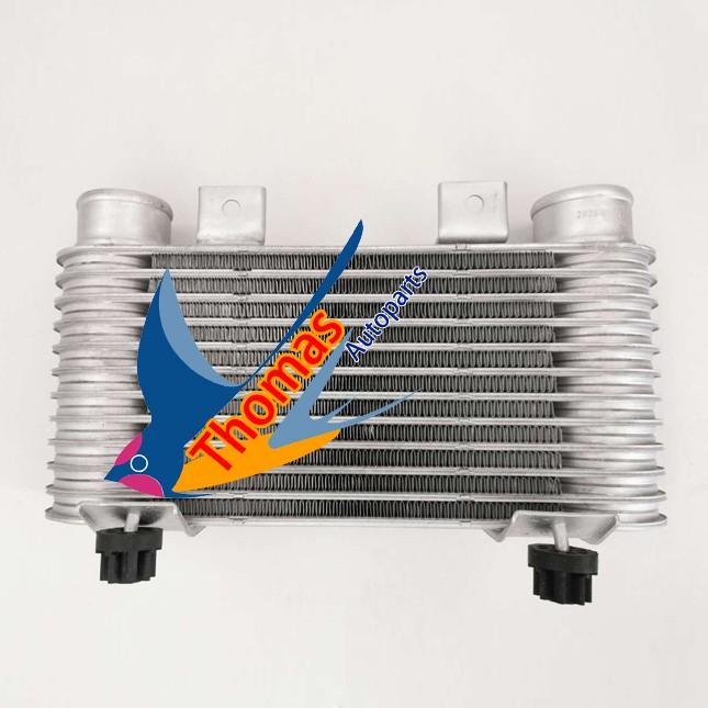 อินเตอร์คูลเลอร์อลูมิเนียม สําหรับ Mazda BT50 Ford Ranger - Diesel 2.5 3.0 L4 2006-2012 WL8513550 WL85-13-550