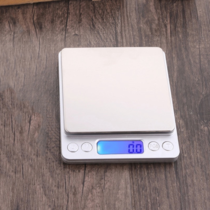 Electronic Pocket Mini Digital Gold Jewellery Weighing Scales 0.01 to 500 Grams