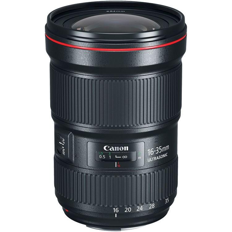 Canon เลนส์ EF 16-35mm f/2.8L III USM