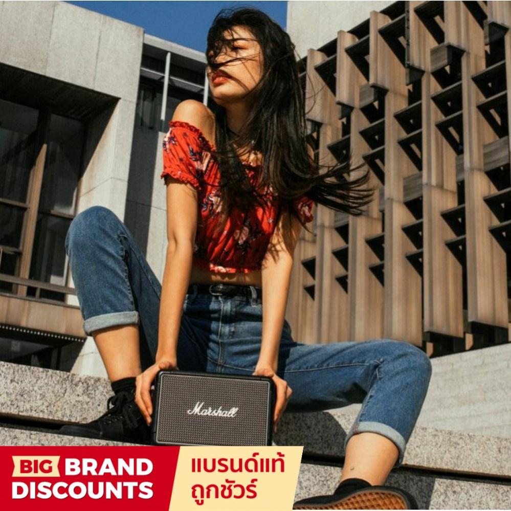 Marshall Kilburn II Portable Bluetooth 5.0 aptX. Speaker ลำโพงบลูทูธสุดหรูยอดฮิต รับประกันศูนย์ไทย 1 ปี 2473