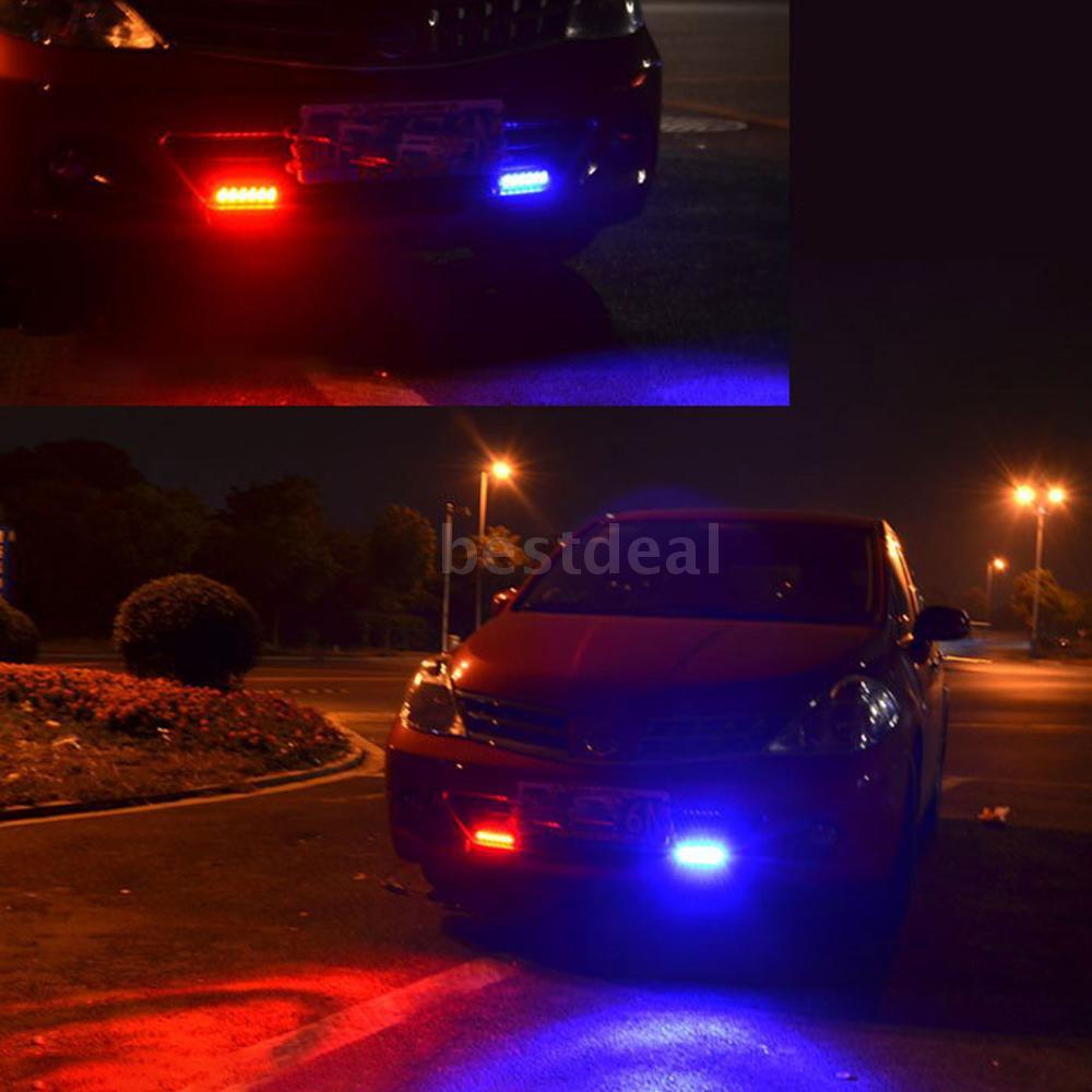 12V FLASHING LED INDICATOR LIGHT CAR DASH 12 VOLT