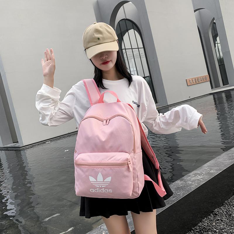 【Stock】New Adidas Sport Shoulder Bag Men Bag Women Backpack Leisure Bag Traveling Backpack