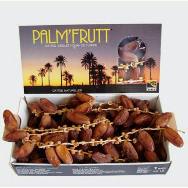 อินทผาลัม Palm Frutt ยี่ห้อที่ดีที่สุด