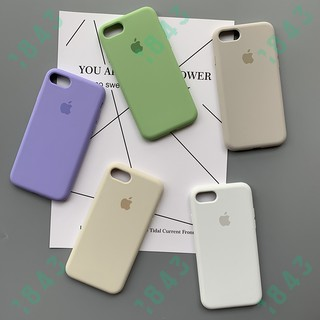 Image # 5 of Review [For iPhone XR] ซองโทรศัพท์ซิลิโคน Full Coverage Silicone Case Solid Color Soft Phone Cover Stylish Simplicity