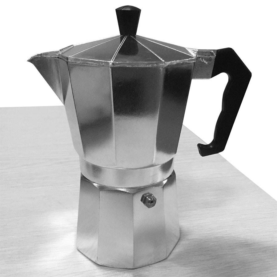 ❈หม้อต้มกาแฟสด เครื่องชงกาแฟ มอคค่า กาต้มกาแฟสด เครื่องชงกาแฟสด เครื่องทำกาแฟ แบบปิคนิคพกพา วินเทจ Ma chérie