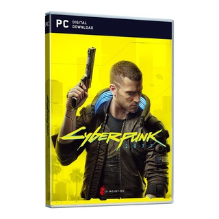 [Pre-Order] PC: Cyberpunk 2077 (Game Code (Platform GOG) + CD Soundtrack) ไทย/ENG Standard Edition จำหน่าย 19/11/2020