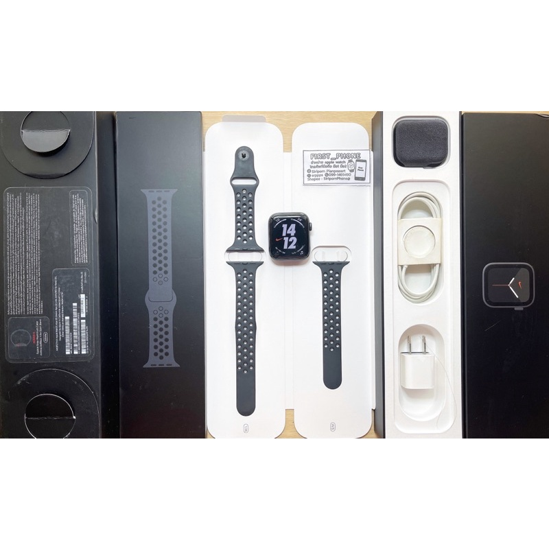 Apple Watch Series 5 Cellular Alu 44mm Nike