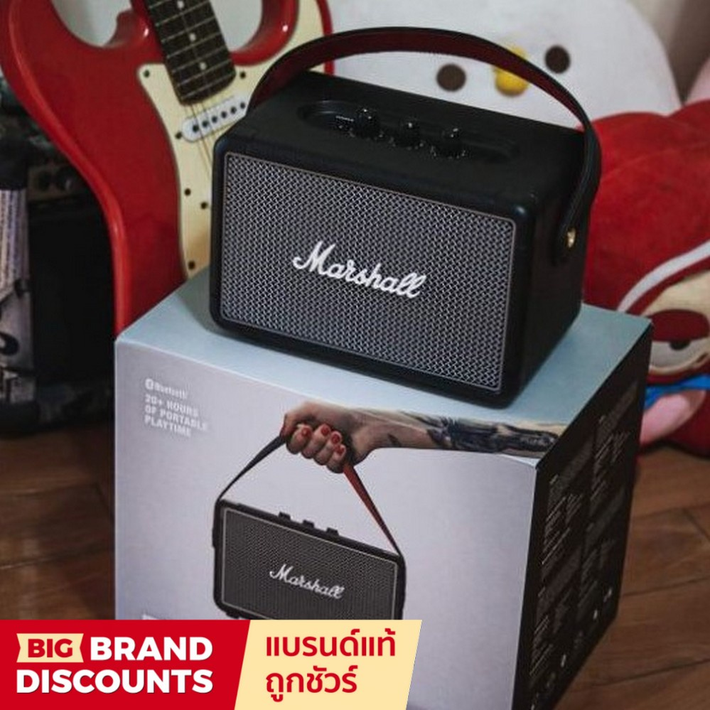 พร้อมส่ง Marshall Kilburn II Portable Bluetooth Speaker เครื่องนอก สินค้ารับประกัน 1 ปี 6471
