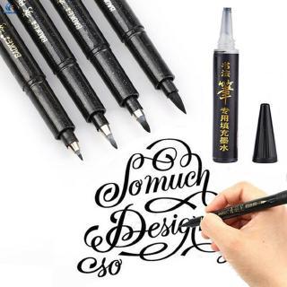 Niji Stylist Marker Black