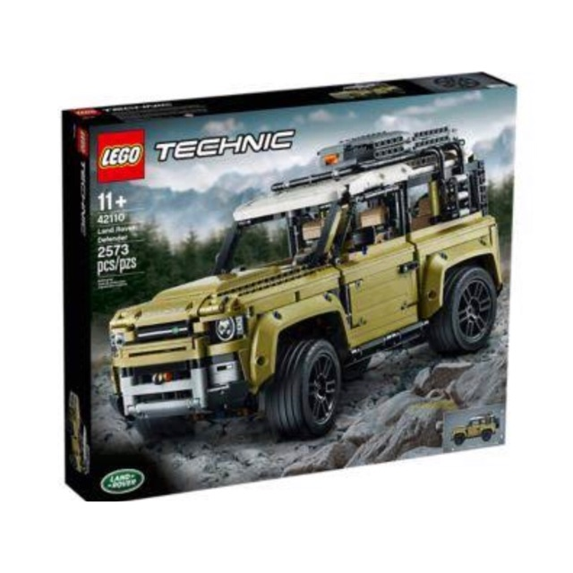 Hobbit99:: Lego 42110.  Land Rover Defender  ของใหม่ ของแท้ 100%