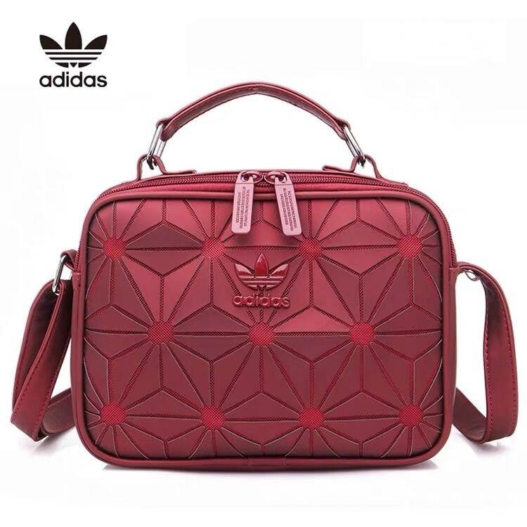 #Ready Stock# Adidas bag 3D X Issey Miyake Mini Airliner Sling Bag 5 colors lJMe