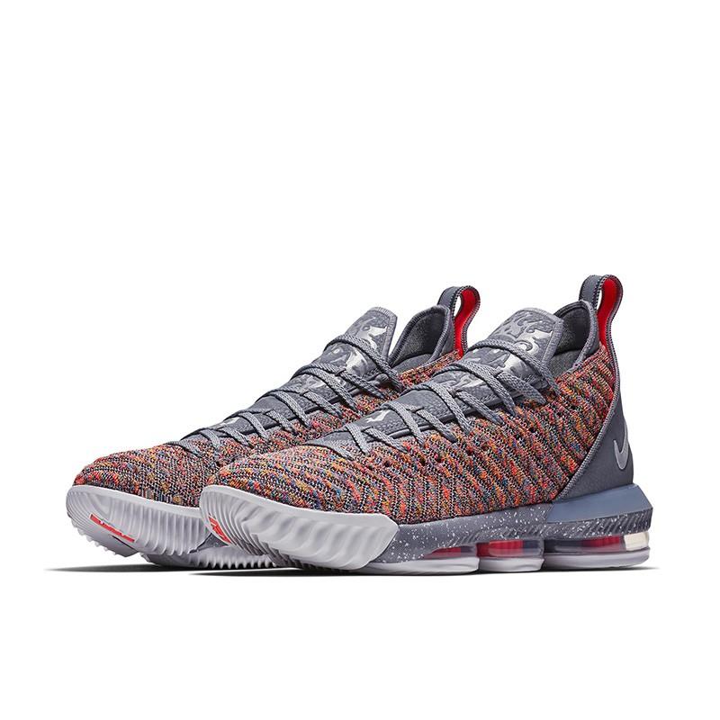 size 40 b63c0 983c1 Nike LeBron xvi EP lbj16 James รองเท้าผ้าใบลำลองสำหรับผู้ชาย