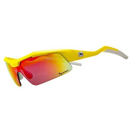 แว่นตากันแดด 720armour รุ่น Tack สีกรอบ Matte Black สีเลนส์ Polarized Smoke