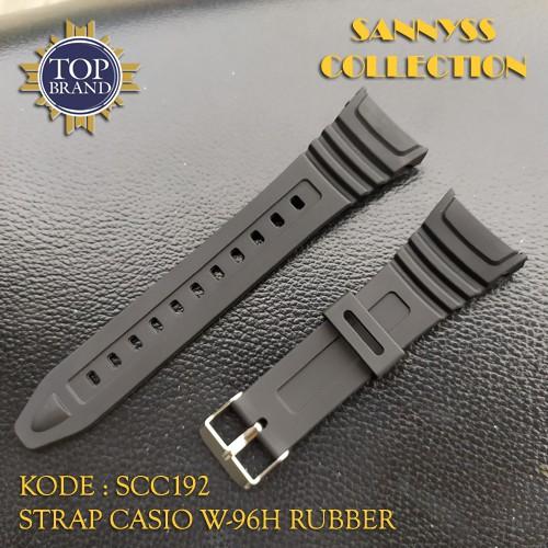 สายนาฬิกาข้อมือสแตนเลส Casio W-96H - W 96 H - W96H