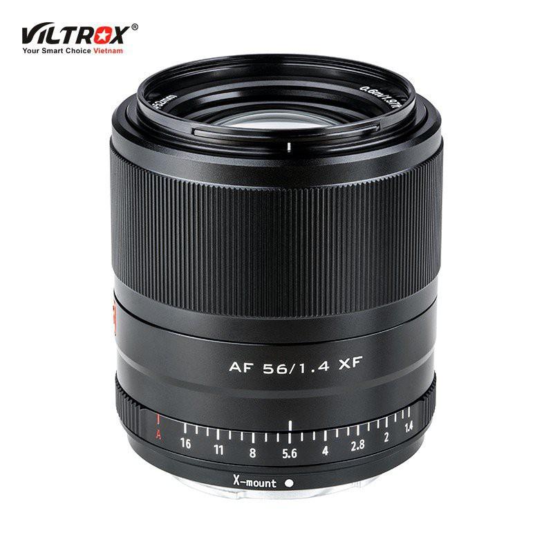 Ống kính Viltrox 56mm F1.4 Auto Focus cho Fujifilm Hàng Chính Hãng xTBi