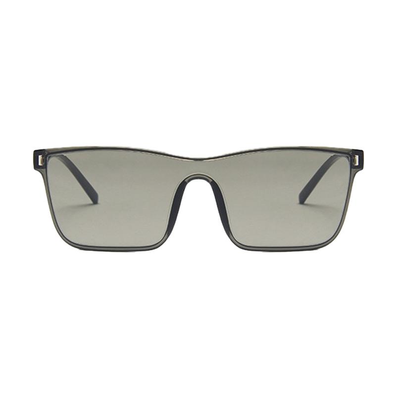 แว่นตากันแดด ป้องกันรังสี UV400 สีสันสดใส แฟชั่น Unisex