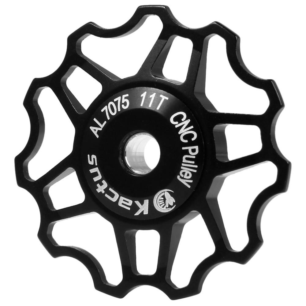 Shock Sale [3C] Kactus A09 Aluminium Alloy Material 11T Jockey Wheel Rear Derailleur Pulley for SHIMANO SRAM / 7 / 8 / 9 / 10 Speed ซื้อเลย - เท่านั้น ฿107
