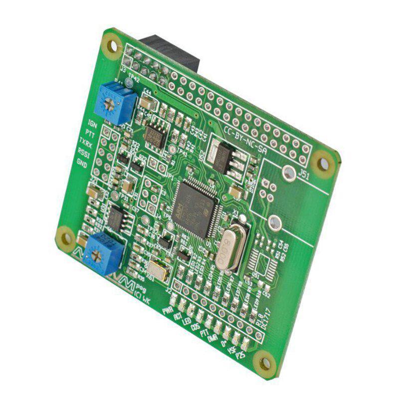Duplex mmdvm jumbospot Hotspot Support p25 DMR สำหรับ Raspberry Pi + 2  Antenna