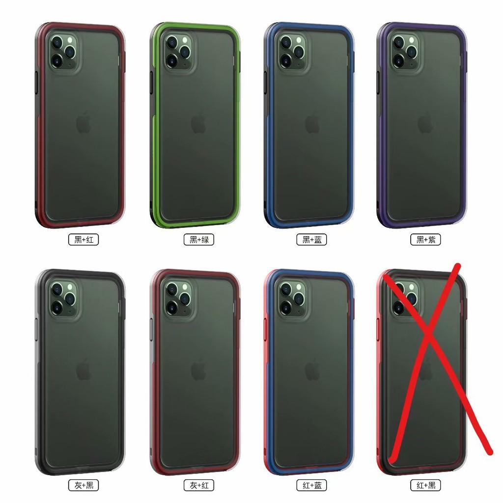 เคสโทรศัพท์มือถือแบบสองด้านสําหรับ apple iphone 11promax