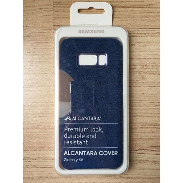 เคส case Alcantara cover S8+ แท้