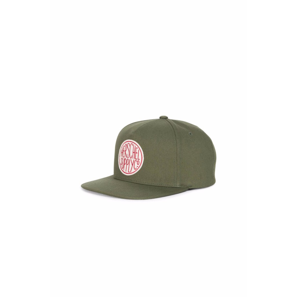 HERSCHEL SCOPE CAP - ARMY