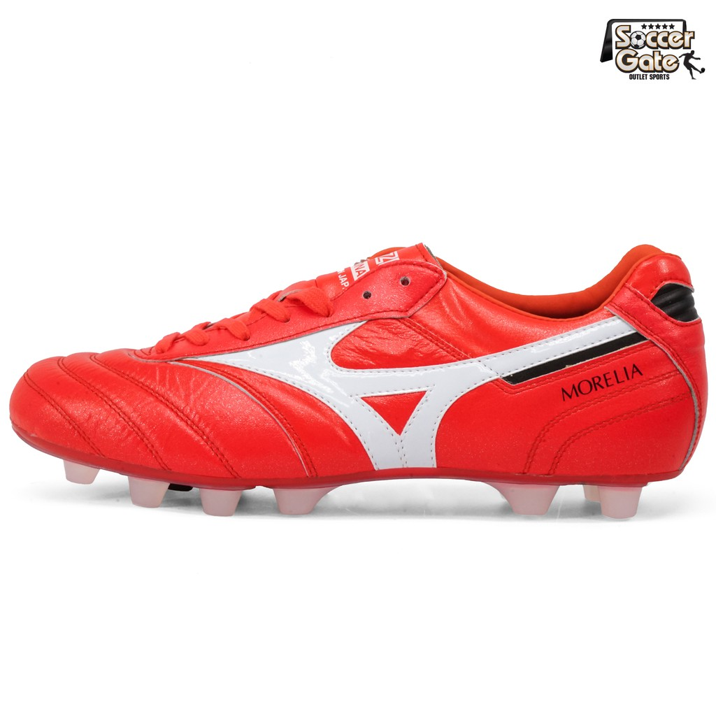 Original รองเท้าฟุตบอลของแท้ Mizuno รุ่น MORELIA II JAPAN 𝙄𝙂𝙉𝙄𝙏𝙄𝙊𝙉 𝙍𝙀𝘿