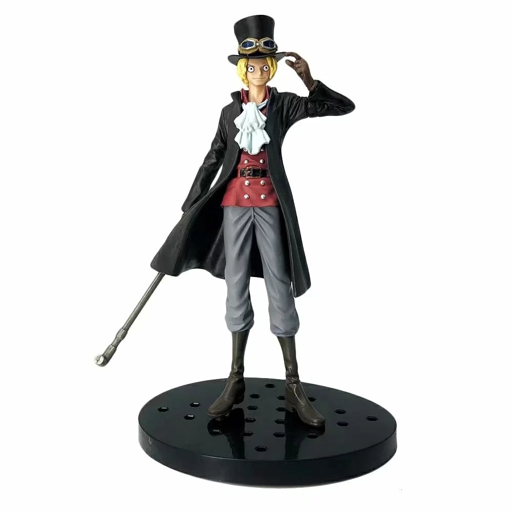ฟิกเกอร์ One Piece animation DX F SABO Cartoon Figure 18 ซม.