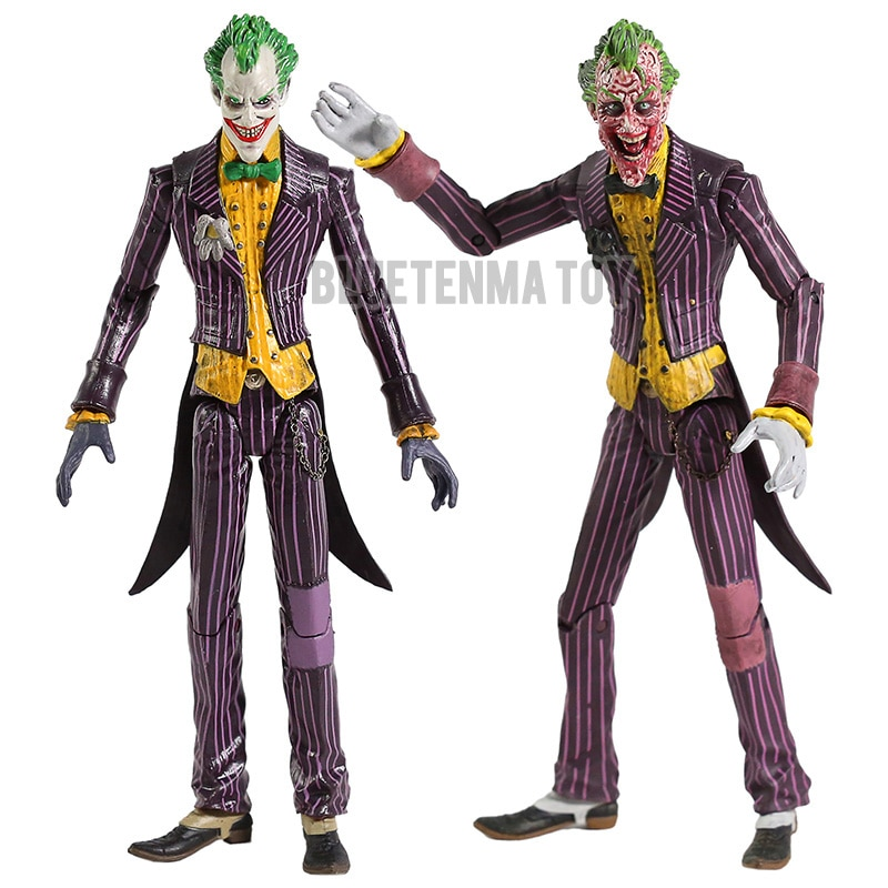 """The Joker PVC Action Figure Collectible Model Toy 7"""" 18cm"""