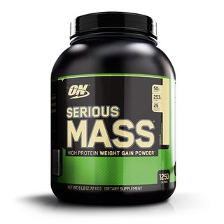 Compare OPTIMUM Serious Mass - Weight Gainer 6 Lbs.
