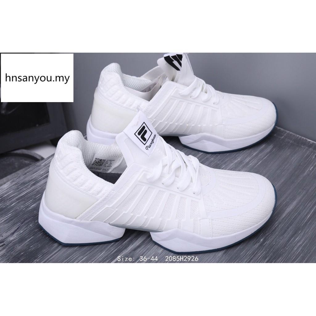 รองเท้ากีฬา รองเท้าวิ่ง รองเท้าผู้ชาย ผู้หญิง ผ้าใบ แท้ Fila mesh women men running shoes 2085H2926 size:36-44